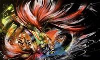 Hikari To Kage Fine Art Print