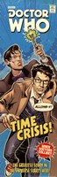 Doctor Who - Time Crisis Comic Code Fine Art Print