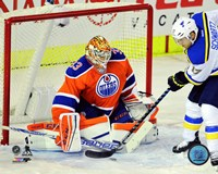 Cam Talbot 2015-16 Action Fine Art Print