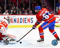 Max Pacioretty 2015-16 Action Fine Art Print