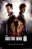 Doctor Who - Day of the Doctor Fine Art Print