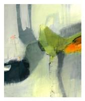 Green Bird Fine Art Print