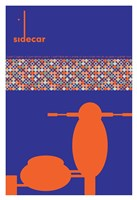 Sidecar Recipe Fine Art Print