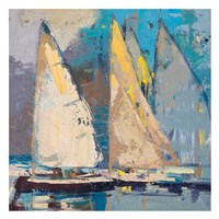 Breeze, Sail and Sky Fine Art Print