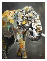 Asian Elephant Fine Art Print