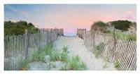 Crescent Beach Path Fine Art Print