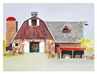 Barn No. 2 Fine Art Print