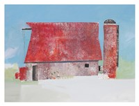 Barn No. 36 Fine Art Print