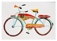 Bike No. 5 Fine Art Print