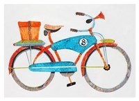 Bike No. 8 Fine Art Print