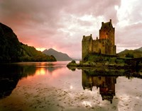 Eilean Donan, Scotland Framed Print