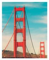 Golden Gate in The Morning Fine Art Print