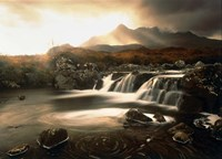 Isle of Skye Highlands Scotland Fine Art Print