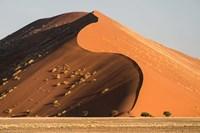 Sand Dune, Namib Desert, Namib-Naukluft National Park Fine Art Print