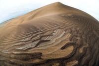 Desert Landscape, Namibia Fine Art Print