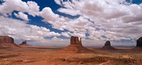 Monument Valley Tribal Park, AZ Fine Art Print