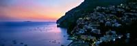 Amalfi Coast, Campania, Italy Fine Art Print