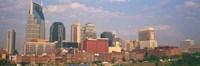 Skyline of Nashville, TN Fine Art Print