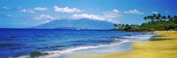 Kapalua Beach, Maui, Hawaii Fine Art Print