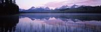 Little Redfish Lake, Sawtooth National Recreation Area, Custer County, Idaho Fine Art Print
