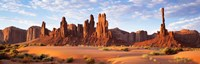Monument Valley, Arizona Fine Art Print