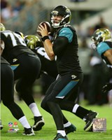 Blake Bortles 2015 Action Framed Print