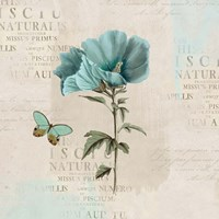 En Bleu V Fine Art Print