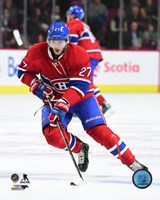 Alex Galchenyuk 2015-16 Action Fine Art Print