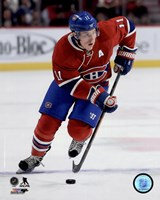 Brendan Gallagher 2015-16 Action Fine Art Print
