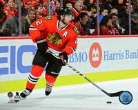 Duncan Keith 2015-16 Action Fine Art Print