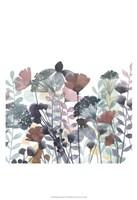 Winsome Flora I Framed Print