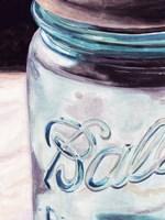 Mason Jar II Fine Art Print