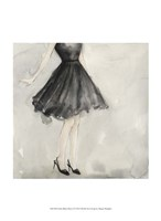 Little Black Dress I Fine Art Print