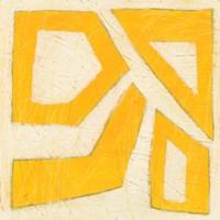 Spectrum Hieroglyph VIII Framed Print