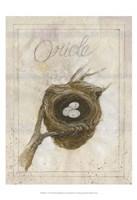 Nest - Oriole Framed Print