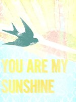 My Only Sunshine I Fine Art Print