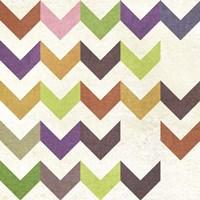 Arrow Pattern I Fine Art Print