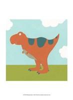 Playtime Dino I Fine Art Print