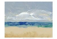 Eastern Shore II Framed Print