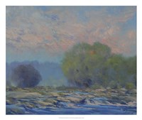 James River from Belle Isle I Fine Art Print