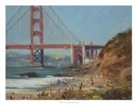 Baker's Beach Fine Art Print