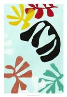 Tropicalia II Framed Print