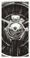 Vintage Propeller II Framed Print