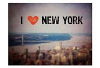 I Heart NY Fine Art Print