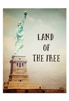 Land of The Free Fine Art Print