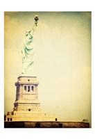 Statue Liberty 1 Fine Art Print