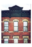 West Side Building Fine Art Print