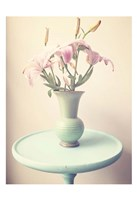 Flower Table 2 Fine Art Print