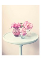 Flower Table 3 Fine Art Print
