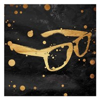See The Gold Paint Fine Art Print